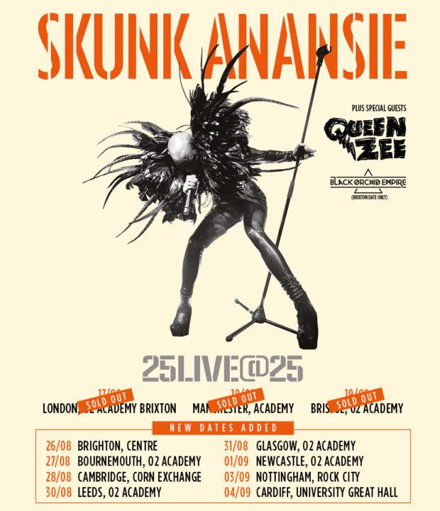 Skunk anansie 1200x1200 tour