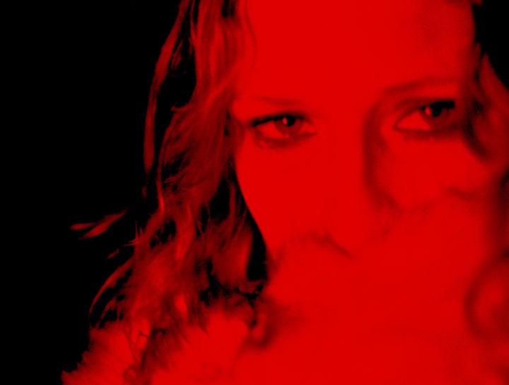 Liz Cooper Hot Sass Album Cover
