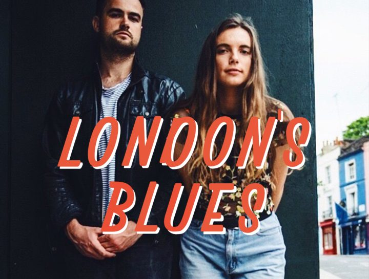 Londons blues cover artwork