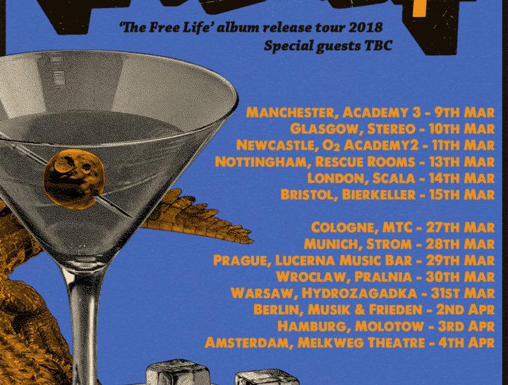 Turbowolf euro dates